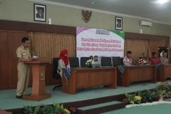 Seminar Pencegahan Radikalisme Ekstremisme dan Terorisme serta optimalisasi peran perempuan 3
