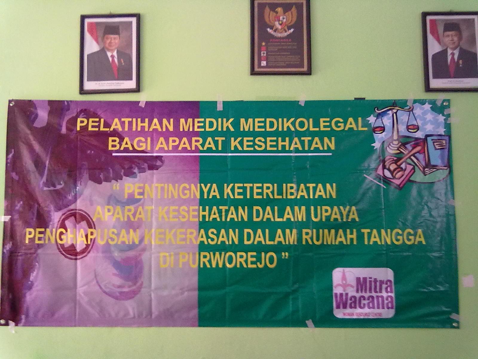 pelatihan medik-medikolegal