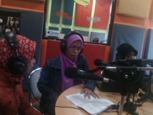 Talkshow di radio Sonora : Sejarah Trafficking di Indonesia