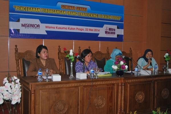 seminar anti trafficking