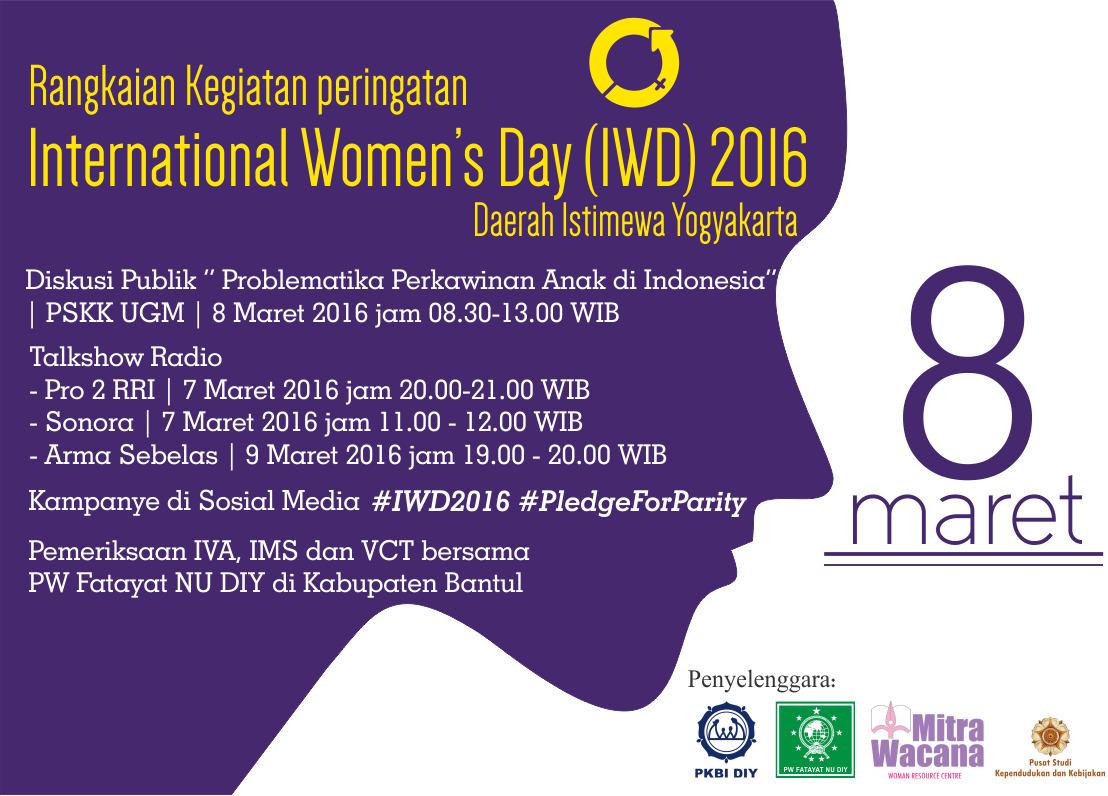 poster hari perempuan internasional 2016