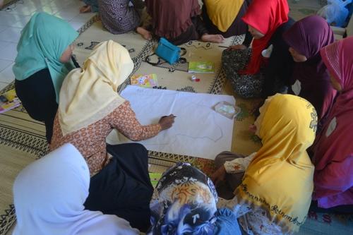Dokumentasi pertemuan dampingan Mitra Wacana di Kulon Progo, DIY.