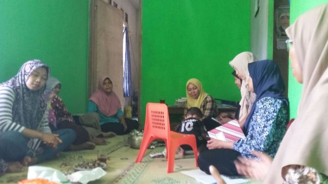 Pertemuan P3A Putri Menoreh Kulon Progo. Foto: Astriani