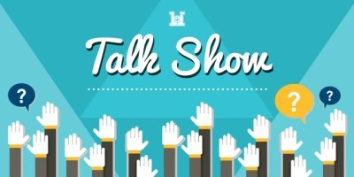 Talkshow banner. Sumber: https://ireunion2014.wordpress.com