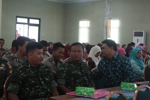 Seminar Pencegahan Radikalisme Ekstremisme dan Terorisme serta optimalisasi peran perempuan di Kulon Progo. Foto Tnt