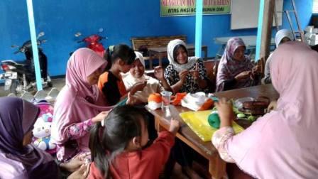 Dokumentasi Pertemuan Rutin P3A Lentera Hati Berta