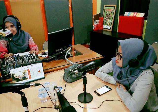 Talkshow valentines day dan kekerasan dalam pacaran