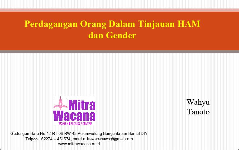 Mitra WAcana