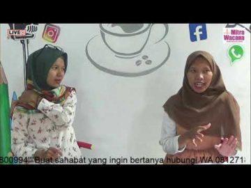 """Talkshow Sinau Sareng Mitra Wacana """"Ngaji Broadcast"""""""