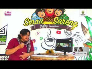 """Talkshow Mitra Wacana """"Belajar dari Sanggar Inovasi Desa Panggungharjo Bantul"""""""