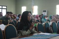 Seminar Pencegahan Radikalisme Ekstremisme dan Terorisme serta optimalisasi peran perempuan 10