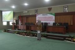 Seminar Pencegahan Radikalisme Ekstremisme dan Terorisme serta optimalisasi peran perempuan 12