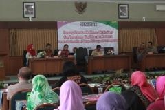 Seminar Pencegahan Radikalisme Ekstremisme dan Terorisme serta optimalisasi peran perempuan 9