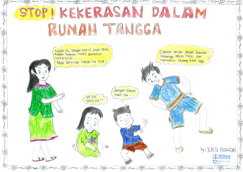 Karya Eka Elawati. Lomba Poster 2015 Kecamatan Punggelan Kabupaten Banjarnegara