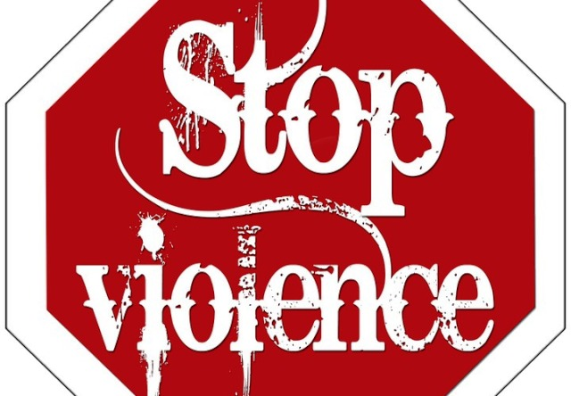 stop violence-geralt