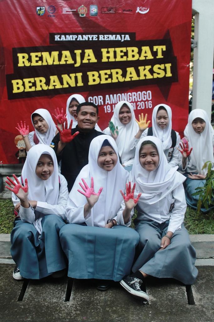 Kampanye Kespro Remaja