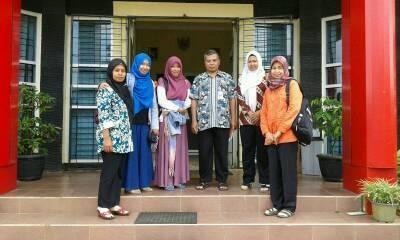 Pertemuan Disperindagkop Banjarnegara