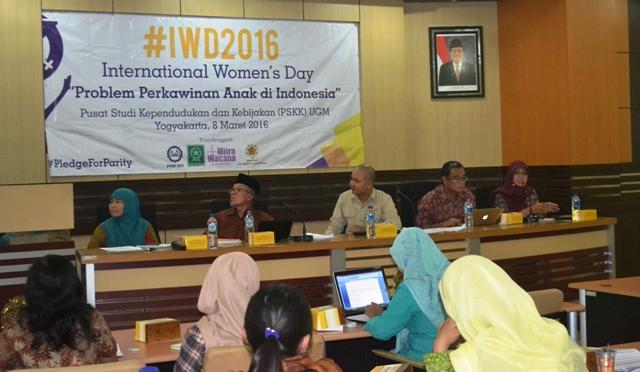 Diskusi Publik Hari Perempuan Internasional