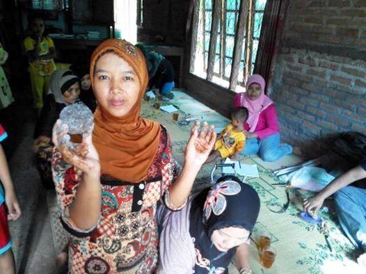 Pertemuan P3A Putri Arimbi, Kulon Progo ft Ngatiyar