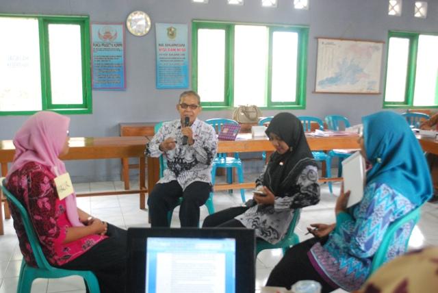 Pelatihan konseling di Susukan Banjarnegara. Foto: Ika Septy Wulandari
