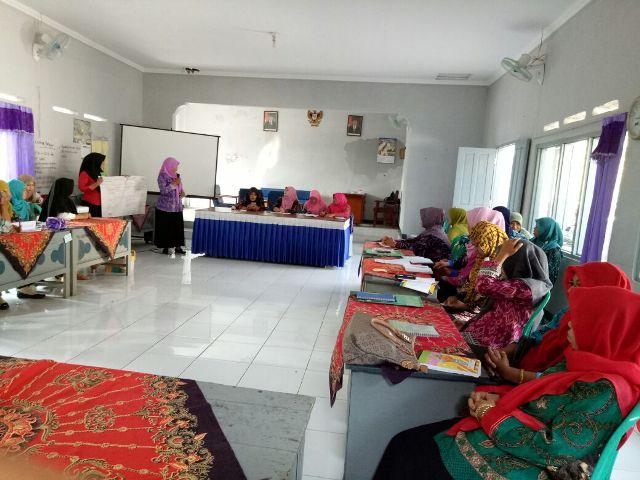 Dokumentasi pertemuan P3A Susukan Banjarnegara. Foto: Nata