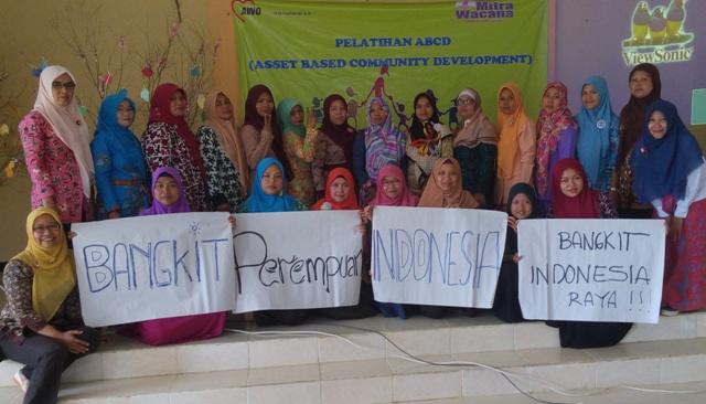 Dokumentasi pelatihan ABCD Punggelan Banjarnegara