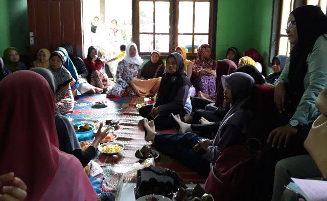 Sekolah Dusun Petuguran Punggelan. Foto: Vitrin H