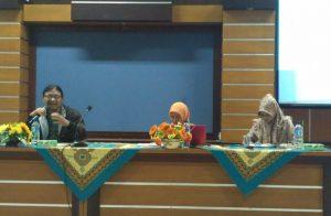 Diskusi Peran Perempuan di UIN Sunan Kalijaga