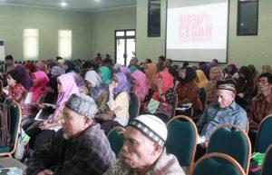 Seminar Pencegahan Radikalisme Ekstremisme dan Terorisme serta optimalisasi peran perempuan. Foto 5 Tnt