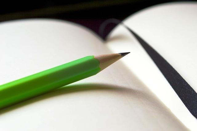 Pensil-buku. Foto: www.pixabay.com