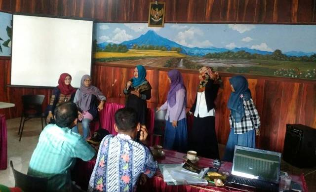 Dokumentasi Pertemuan dengan P3A di Banjarnegara Jawa Tengah. Foto: Rully