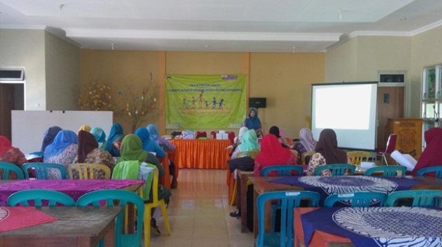 Dokumentasi pelatihan kewirausahaan di Susukan Banjarnegara