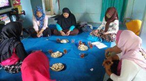 Dokumentasi pertemuan rutin P3A SEJOLI Punggelan Banjarnegara. Foto: FB P3A SEJOLI