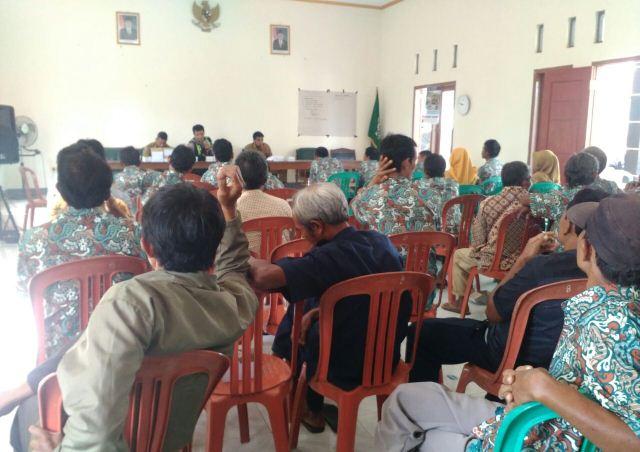 Pertemuan Saponan Desa Jalatunda Mandiraja Banjarnegara. Foto: https://www.mahdaen.tv