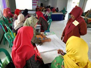 Dokumentasi pelatihan P3A Women Care Karngjati